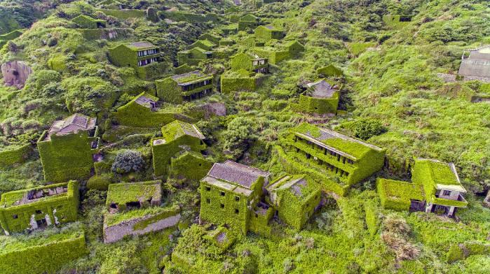 Houtouwan, Destinasi Wisata Menarik dan Anti-mainstream di Cina