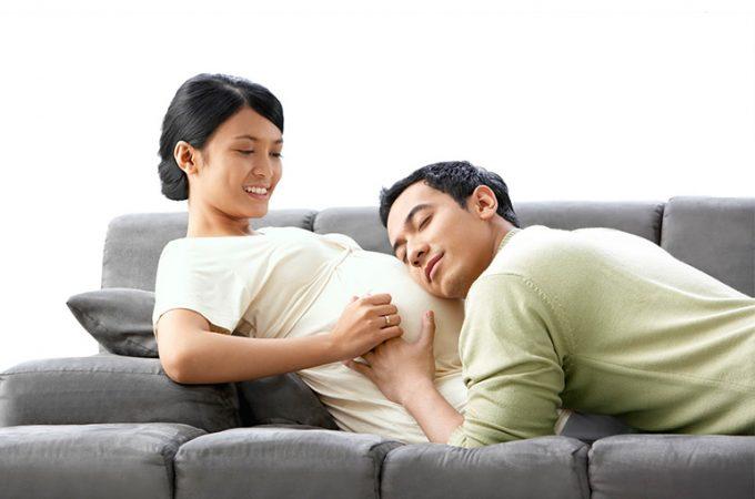 posisi seks saat hamil