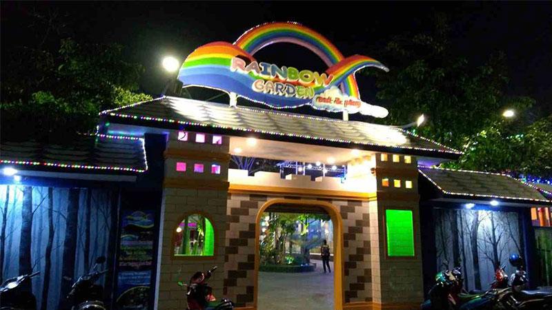 Rainbow-Garden