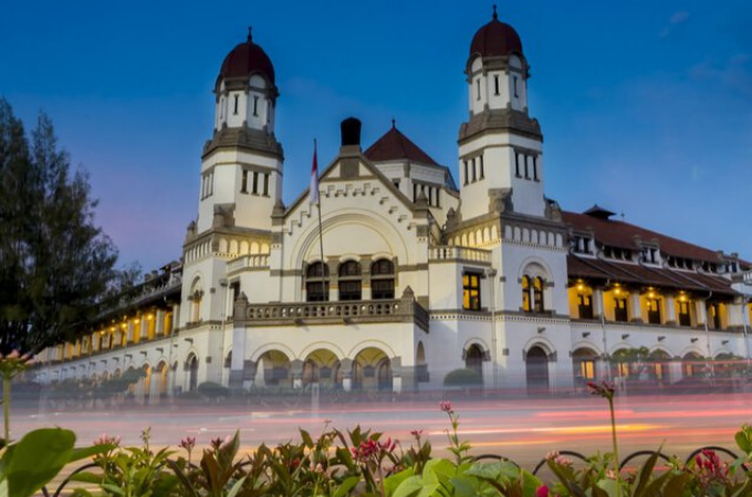 5 Rekomendasi Hotel Murah di Semarang
